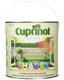 Cuprinol CUPGSHON1L 1 Litre Garden Shades - Olive Garden