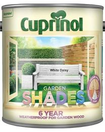 Cuprinol Garden Shades - White Daisy (2.5L)