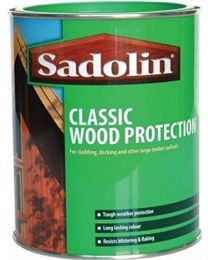Sadolin Classic Wood Protection - 1L - Antique Pine
