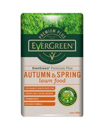 Evergreen 119520 Premium Plus Autumn and Spring Fertiliser, Green, 290 x 420 x 80 cm