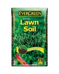 Evergreen Enriched Lawn Soil 25L
