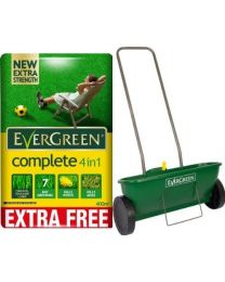 EverGreen 360sqm Complete 4-in-1 Lawn Care