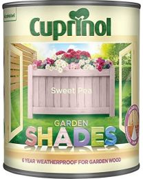 Cuprinol 1L Garden Shades - Sweat Pea