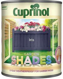 Cuprinol 1L Garden Shades - Iris