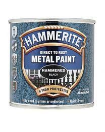 ICI 5092955 750ml Hammerite Metal Paint Hammered - Black