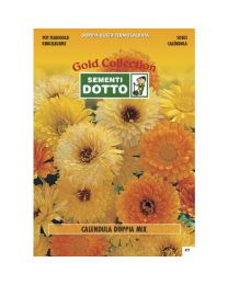 Calendula Mix - Gold Seeds By Sementi Dotto