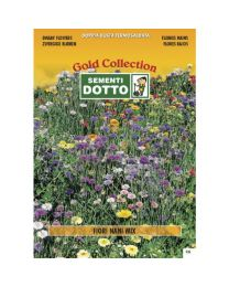 Dwarf Flowers Mix - Gold Seeds By Sementi Dotto 0.46gr