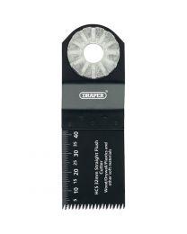 Draper HCS Straight Flush Cutter 32mm, 14tpi