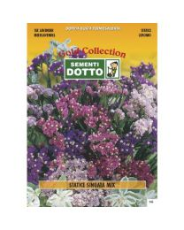 See Lavender (Limonium Sinuatum) Mix - Gold Seeds By Sementi Dotto 0.35gr